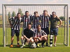 FC Santos vyhrál Kadaňskou futsalovou ligu
