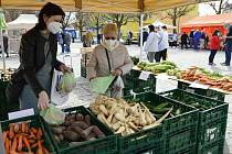 Do Jirkova se v sobotu vrací Farmářské trhy.