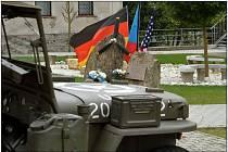 V Kovářské si připomněli velkou leteckou bitvu nad Krušnohořím.