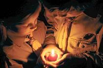 BETLÉMSKÉ SVĚTLO na velikosti plamínku nezáleží, důležitá je symbolika a mír, který přináší.