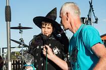Pálení čarodějnic ve Spořicích