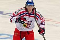 Libor Šulák zažil v Chomutově proti Norsku reprezentační premiéru. Vrátil se na místo činu, které ho nakoplo k velkému hokeji.