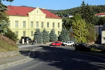 Prošli jsme se Chomutovskou ulicí v Klášterci nad Ohří.