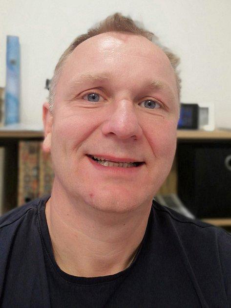 Jiří Knop, organizátor festivalu Vysmáté léto vKadani