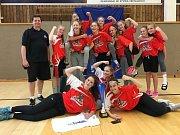 Levhartice U14 vyhrály turnaj v Lucembursku