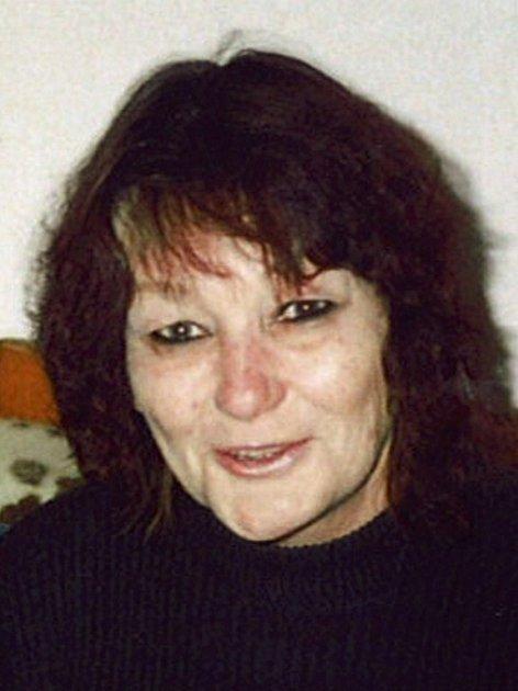 Zmizelá Helena Slanařová.