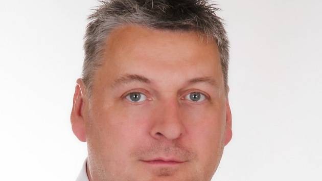 Předseda chomutovské organizace hnutí ANO Jan Richter