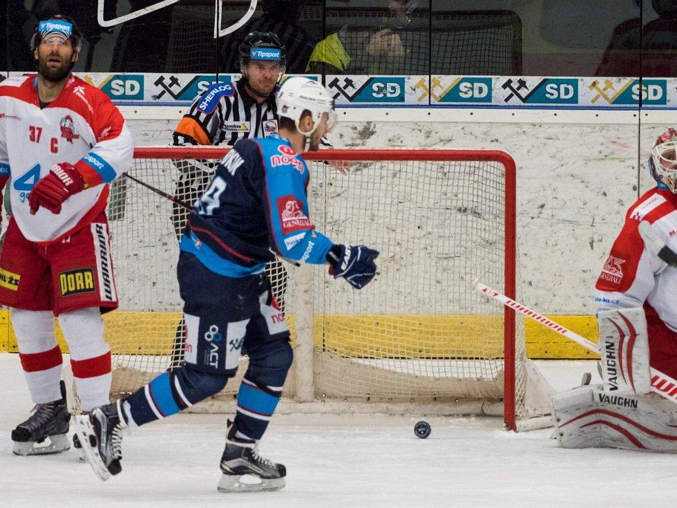Chomutov - Olomouc 2:3 PP.