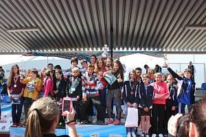 Krajské kolo Odznaku všestrannosti olympijských vítězů opět ovládlo družstvo ze ZŠ Heyrovského.