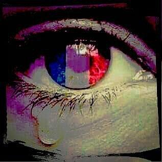 Jeden zprofilových obrázků ktématu teroristických útoků vPaříži.