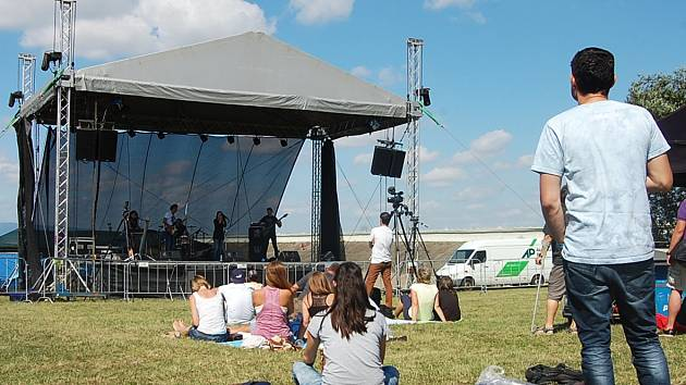 Autismusic Fest ve Vikleticích.
