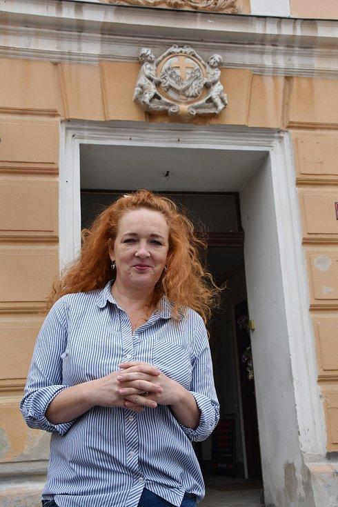 Majitelka domu Rita Totzauerová.