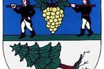 Znak města Vejprty.