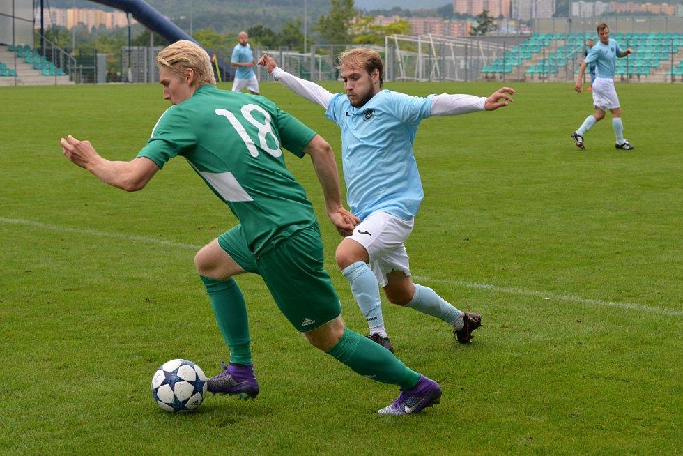 FC Chomutov modří - Meteor Praha VIII. 3:0