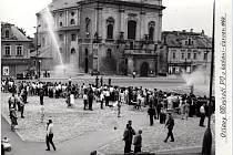 Oslavy 100. let požárníků