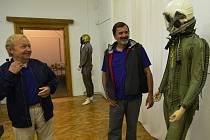 Chomutovské muzeum hostí výstavu o stíhačích.