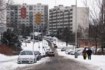 Rekonstrukce se bude týkat také ulice Dřínovská na Březenecké.