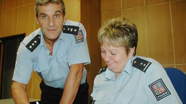 Jiří Bartl šéfoval vejprtskému oddělení osm let. Minulý týden šel do výslužby.