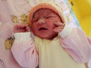 Eliška Kvítková se narodila 10. října 2017 v 9.11 hodin rodičům Pavle Lajtnerové a Miroslavu Kvítkovi z Chomutova. Měřila 52 cm a vážila 3,1 kg.