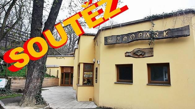 Soutěž s chomutovským zooparkem