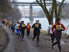 Zimní běžecký pohár je proslulý dobrou organizací, co se odráží i na velkém počtu účastníků