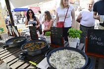 Festival jídla v Kadani