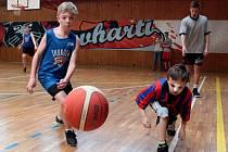 Turnaj žáků prvních až třetích tříd přinesl nesmlouvavý boj.