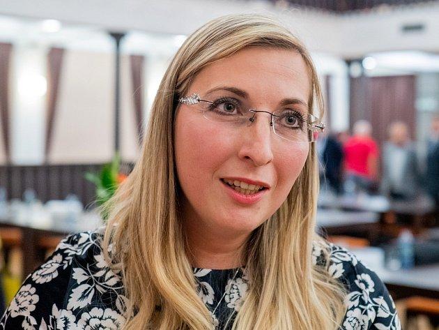 Starostka Jirkova Darina Kováčová