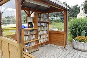 První knihobudka na Chomutovsku vznikla v obci Jindřišská, která spadá pod Jirkov. Byla i jednou z prvních v Česku.