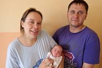 Matyáš Paul se narodil 26.června 2017 v 6.12 hodin rodičům Andree Noskové a Tomáši Paulovi z Jirkova. Vážil 2,7 kg a měřil 48 cm.