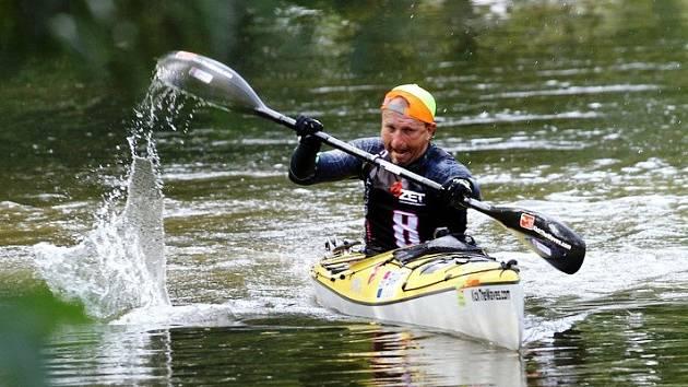 Kajakář Petr Smítka z Chomutova sjíždí všechny možné vody jak doma, tak v zahraničí.