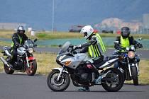 Bezplatný kurz pro motorkáře míří potřetí na mostecký polygon.