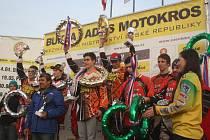 Tým SMS Chomutov vítězně reprezentoval severní Čechy na mezinárodním závodě ve Vranově u Brna.