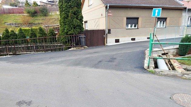 Ulice pod přivaděčem v Klášterci čeká uzavírka