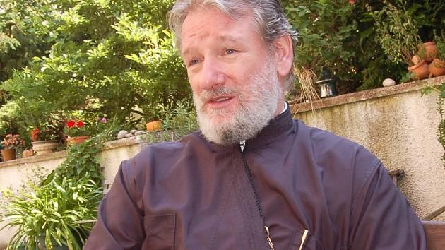 Arcibiskup pravoslavné církve vladyka Kryštof