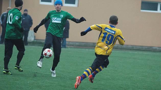 FC Chomutov - Maroš Klimpl