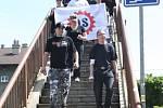 Nacionalisté se vydali na Kadaňskou.