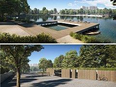 Takto by to za pár let mohlo vypadat na Kamencovém jezeře.