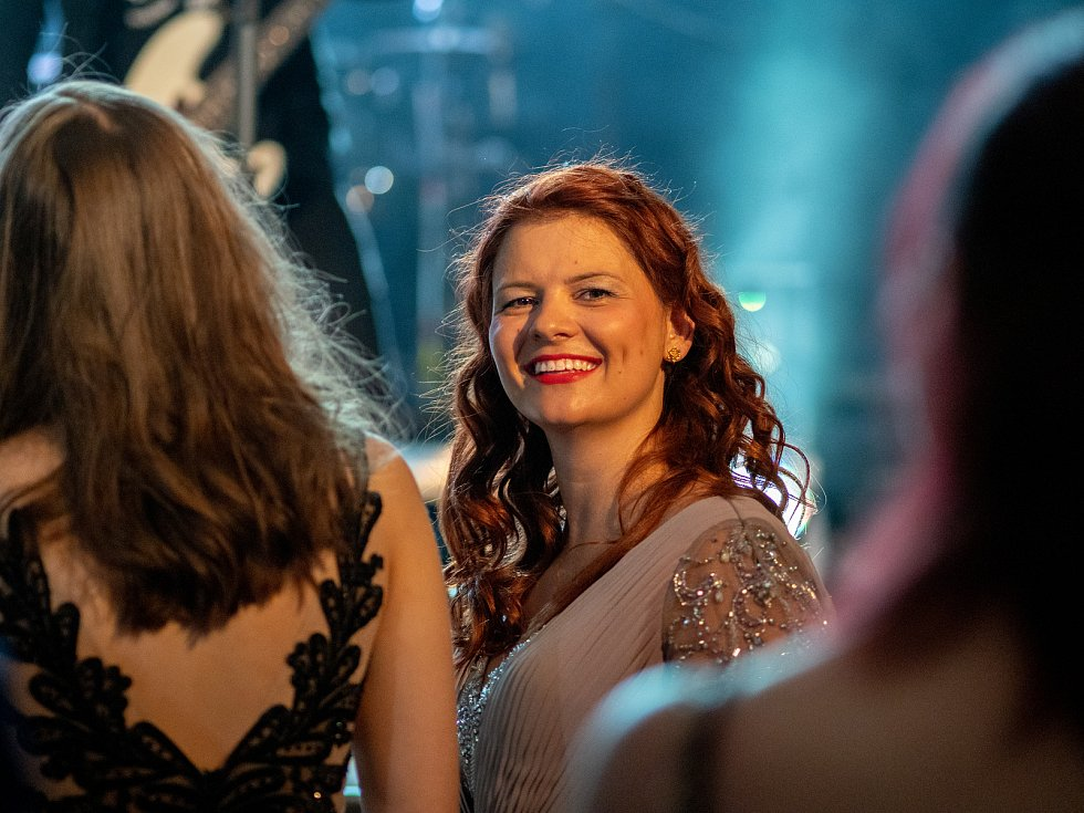 Reprezentační ples města Chomutova proběhl i v roce 2019.