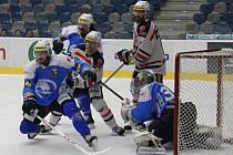 I domácí utkání s Plzní prohráli Piráti jednobrankovým rozdílem.