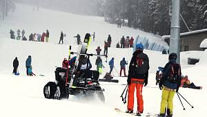 Lidé na horách - 30. a 31. 1. 2021