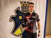 Jaroslav Lorenc, úspěšný hráč bowlingu a rodák z Mostu.