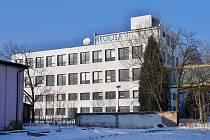 Budovy Preciosy v Jirkově