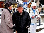 Češi a Nemci strávili předvánoční čas ve Vejprtech
