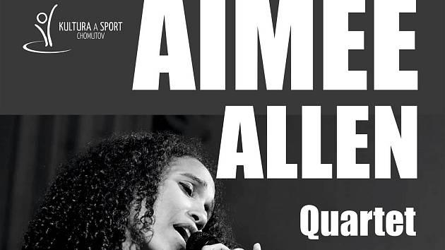 V úterý bude v Chomutově koncertovat americká zpěvačka Aiméee Allen.