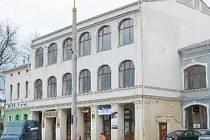BELTINE. Naposledy to byla diskotéka. Město tu chce mít reprezentativní kulturní dům.