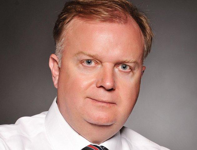 Ředitel Dopravního podniku měst Chomutova a Jirkova Petr Maxa.