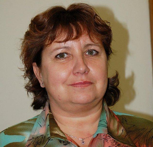 Marie Štáfková (ČSSD).