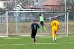 FC Chomutov v černém – Dukla Praha B 0:5 (0:3)