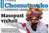 Týdeník Chomutovsko z 19. února 2019